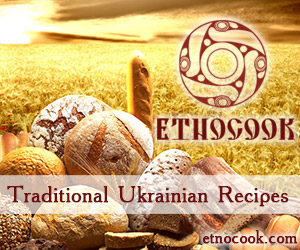 Etnocook: Traditional Ukrainian Recipes