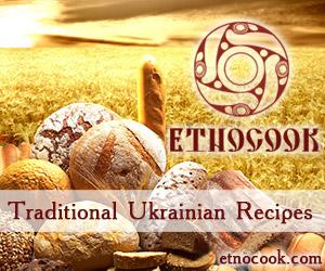 Etnocook: Traditional Ukrainian Recipes