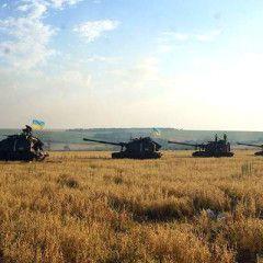 Tanks instead of combine harvesters (gallery)