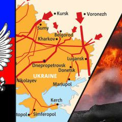 "Pro-Russian terrorists in Eastern Ukraine want to ""turn off"" Russian gas for Europe"