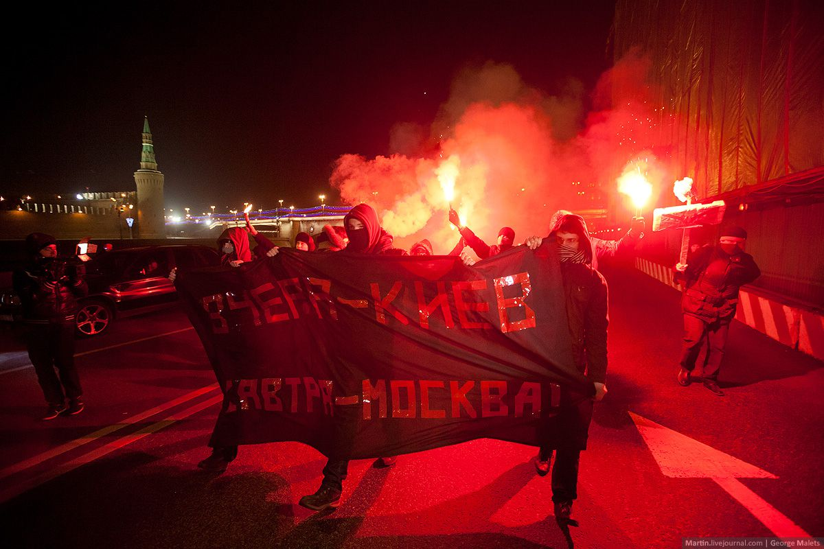 Moskow euromaidan