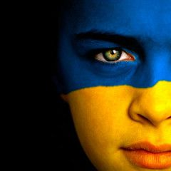 Stand With Ukraine. Video from Canada