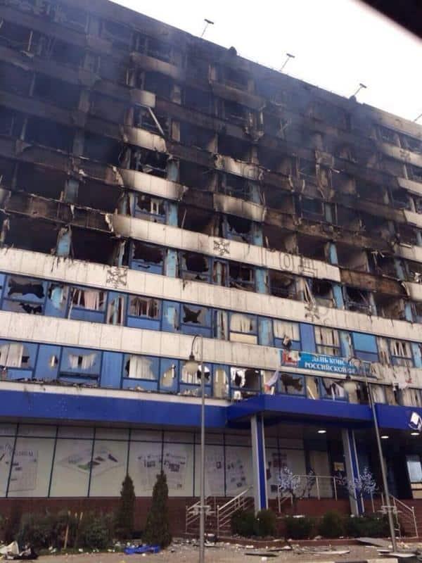 Battle In Grozny 4.12.2014  (2)