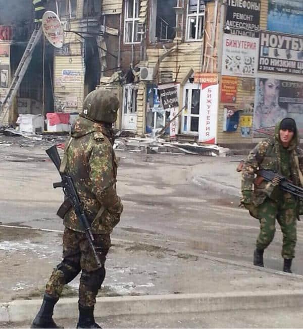 Battle In Grozny 4.12.2014  (3)