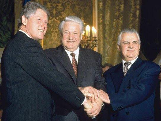 Clinton-Yelcyn-Kravchuk