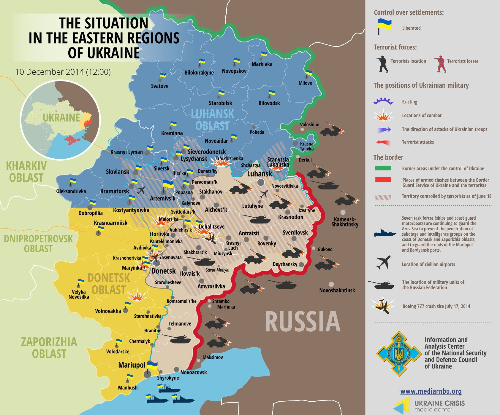 Map of ATO 10-12