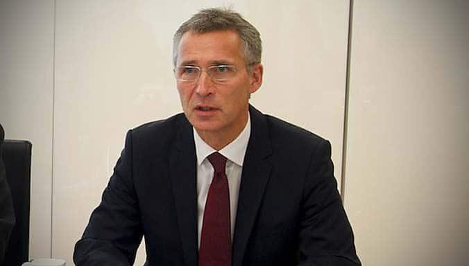 Czech Defence Minister visits NATO
