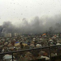 Mariupol after shelling of Russian troops: up to 30 civilians are dead, near 100 wounded