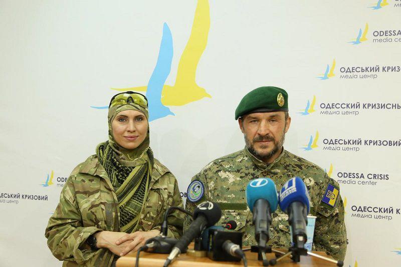 Isa-Munayev-with-Amina-Okueva
