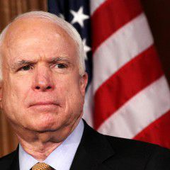 McCain: Russian diplomat didn`t belong in the Oval Office