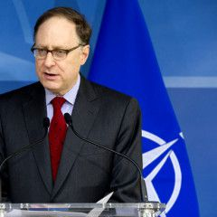 NATO's Deputy Secretary General Alexander Vershbow about Russia's aggression in Ukraine