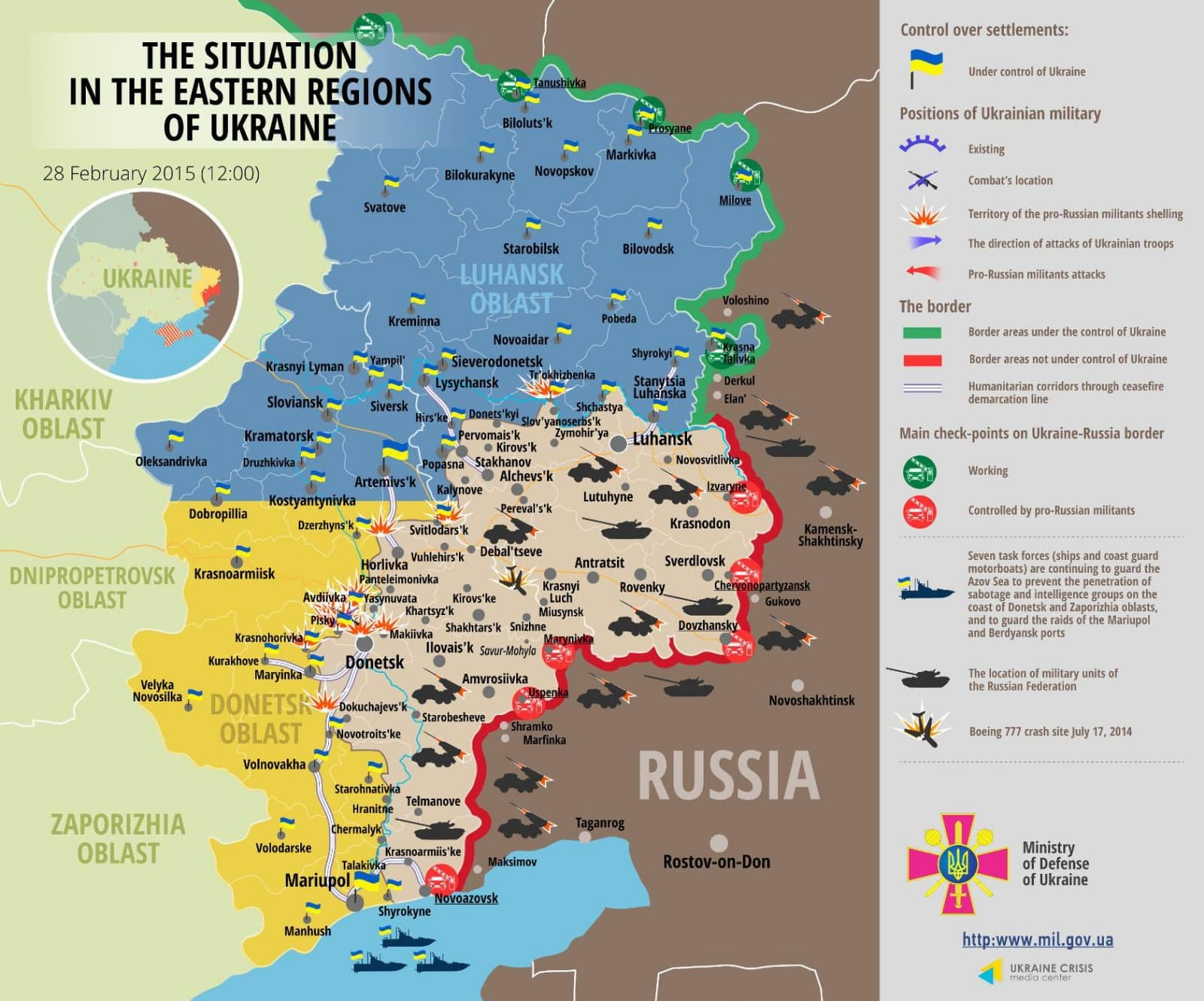 Map of ATO 28-02-15