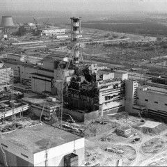 Anniversary of the Chornobyl Nuclear Power Plant Disaster in Ukraine