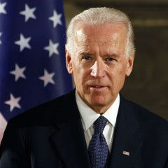 Russia today is occupying Ukrainian land – US Vice President Joe Biden
