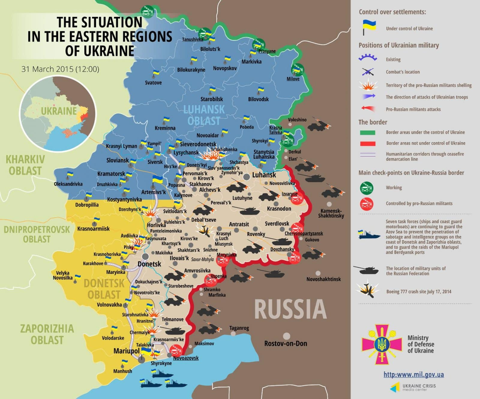 Map of ATO 31-03-15