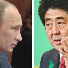 Japanese Prime Minister Shinzo Abe declined the Putin's invitation to go to the Moscow parade