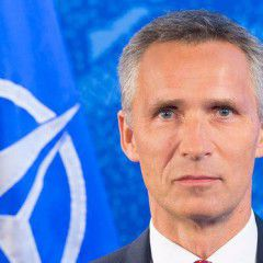 Stoltenberg says Donbas fighting reason NATO strengthening eastern flanks