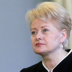 """""""Freedom may be occupied but can never be taken away. Crimea is Ukraine"""" – Lithuanian President"""
