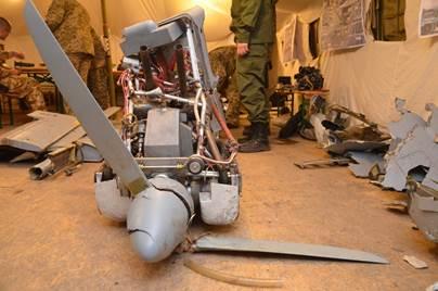 russian drone in ukraine uaposition 8