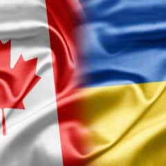 Canada provides military training in Ukraine to deter Russian aggression