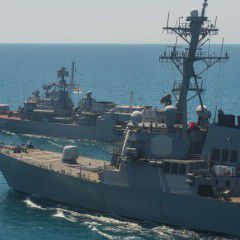 Large-scale Ukrainian-U.S. military drills Sea Breeze-2017 to launch in July