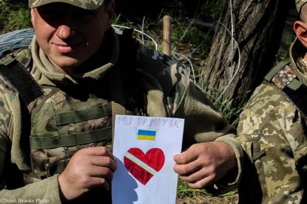 noah brooks ukrainian soldier uaposition