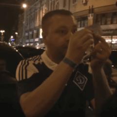 Diplomatic scandal: drunk German Diplomat shouted at policemen in Kyiv