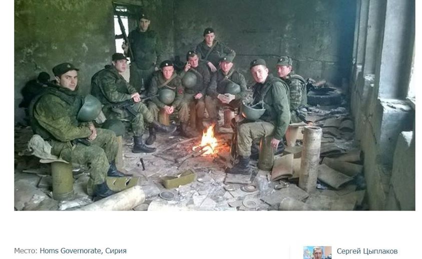 Russian soldiers in Syria 4