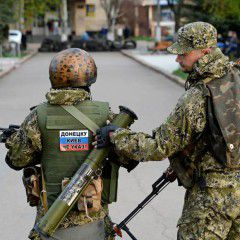 Disengagement of forces near Stanytsia Luhanska again fails due to LPR militants