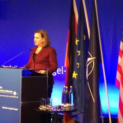 Victoria Nuland about Ukraine, Russia, Paris attacks and US Security Policy – remarks at the Berlin Security Conference