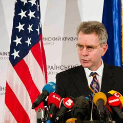 "Speech of U.S. Ambassador Pyatt at the ""Countering Information War in Ukraine"" Conference"