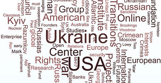 Weekly Summary: Research Organizations & Think Tanks about Ukraine. Jan 09, 2021 – Jan 16, 2021