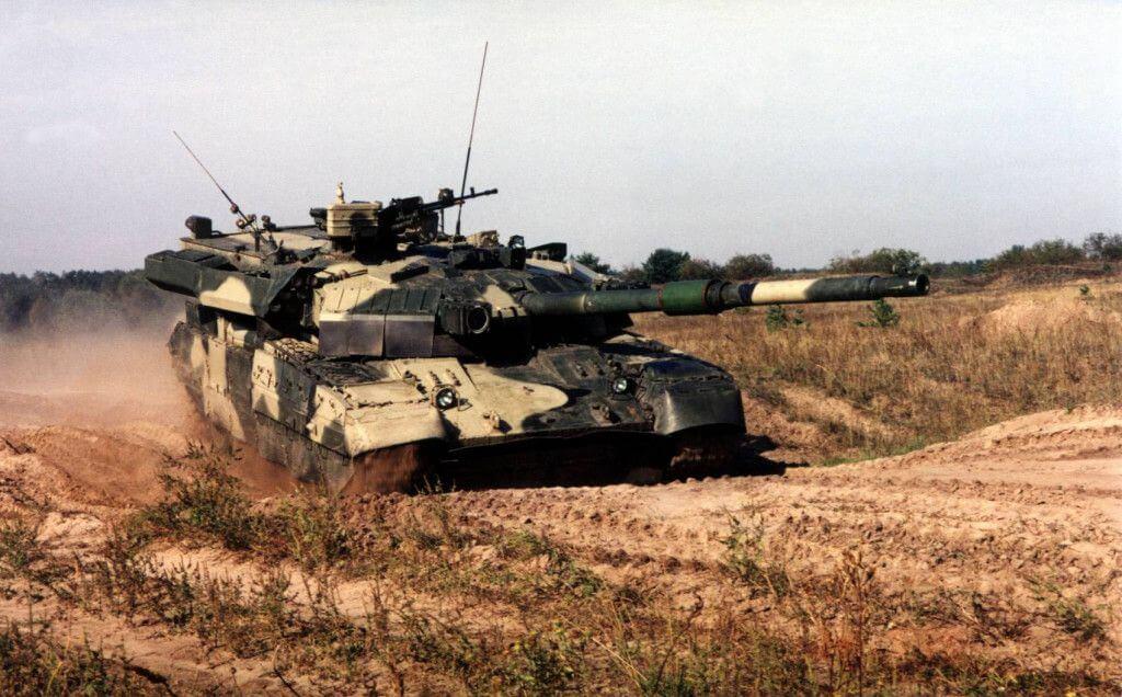 """Tank T-84 """"Oplot"""""""