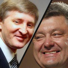 Akhmetov still tops richest Ukrainians list, Poroshenko`s income $100 mln up