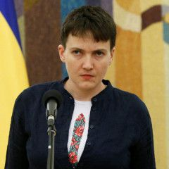 "SBU says Savchenko ""interviewed"" after her ""DPR"" visit"
