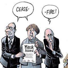 Minsk talks: April 1 set as new deadline for Donbas truce