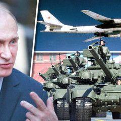 WSJ: Russia builds up army near Ukraine border