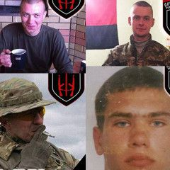 Right Sector posts photos of its soldiers killed in attack on Butivka mine