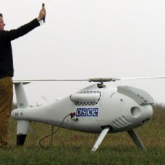 OSCE to replace drones shot down over east Ukraine
