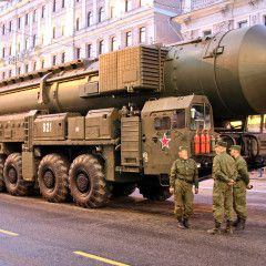 Russia deploys six nuclear warheads in Crimea