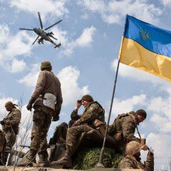 Ukraine celebrating Day of Armed Forces