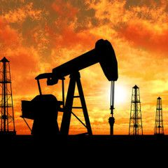 Oil edges off three-month low, but glut worries fester