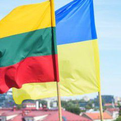 Lithuania remains Ukraine`s reliable partner – officials