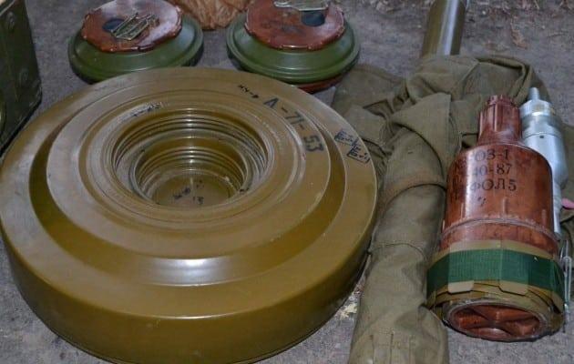 cash russian amunition anti tank mine uaposition