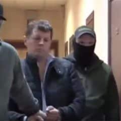 How FSB arrested Ukrainian journalist in Moscow – video