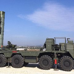 Russia establishes its S-400 and S-300 missile complexes in Syria