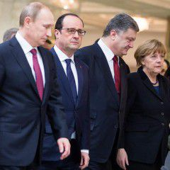 Normandy Four leaders discuss release of Donbas hostages