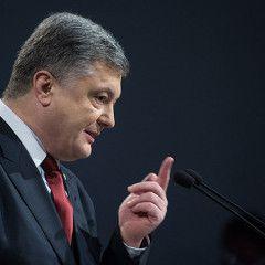 Poroshenko announces new deadline for EU visa waivers for Ukrainians
