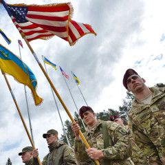 U.S. 45th Infantry Brigade Combat Team will train Ukrainian soldiers