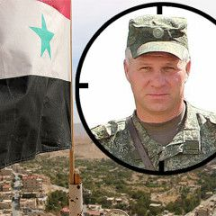 Russian colonel earlier involved in Donbas occupation killed in Aleppo by Syrian freedom fighters